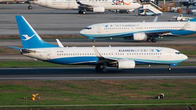 B-1550 - Boeing 737-85C - Xiamen Airlines