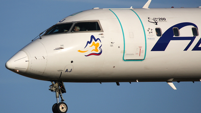 S5-AAJ - Bombardier CRJ-200ER - Adria Airways