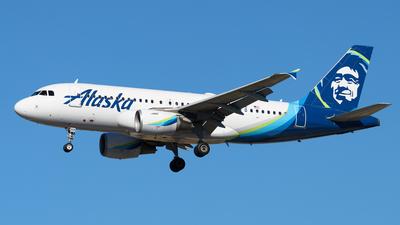 N524VA - Airbus A319-112 - Alaska Airlines