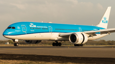 PH-BHD - Boeing 787-9 Dreamliner - KLM Royal Dutch Airlines
