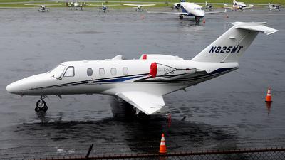 N825MT - Cessna 525 CitationJet M2 - Private
