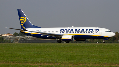 EI-GDF - Boeing 737-8AS - Ryanair
