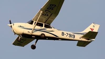 B-7919 - Cessna 172R Skyhawk - Civil Aviation Flight University of China