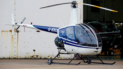 A picture of GBXOA - Robinson R22 Beta - [1614] - © Jez-UK
