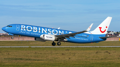 A picture of DATUI - Boeing 7378K5 - [30287] - © Christian Preinl