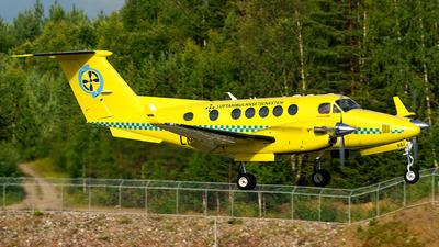 LN-BSJ - Beechcraft B200GT Super King Air - Babcock Scandinavian AirAmbulance