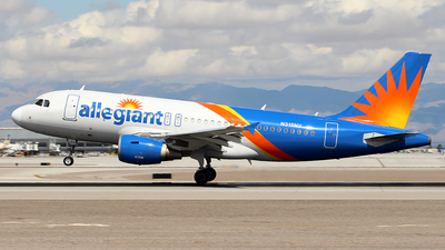 N315NV - Airbus A319-111 - Allegiant Air