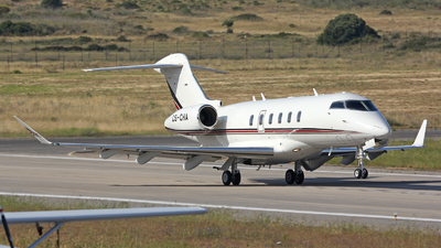 A picture of CSCHA - Bombardier Challenger 350 - NetJets - © luiscspvieira