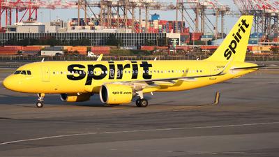N921NK - Airbus A320-271N - Spirit Airlines