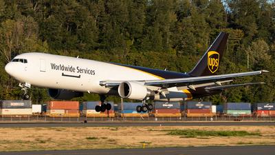 N366UP - Boeing 767-300HF(ER) - United Parcel Service (UPS)