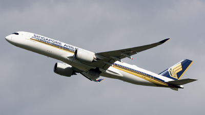A picture of 9VSML - Airbus A350941 - Singapore Airlines - © Dutch