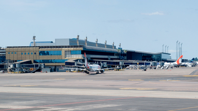 SBPA - Airport - Ramp