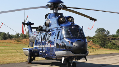 D-HEGT - Aérospatiale AS 332L1 Super Puma - Germany - Bundespolizei