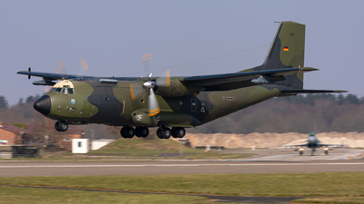 50-36 - Transall C-160D - Germany - Air Force