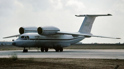 S9-GRE - Antonov An-72 - Express International Cargo Corporation