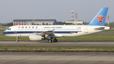 A picture of B9915 - Airbus A320232 - China Southern Airlines - © flying-designer