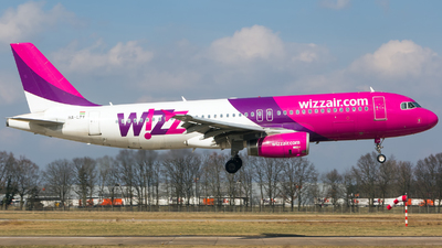 HA-LPY - Airbus A320-232 - Wizz Air