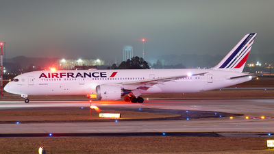 F-HRBI - Boeing 787-9 Dreamliner - Air France