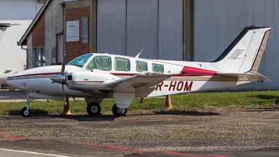 PR-HOM - Beechcraft 58 Baron - Private