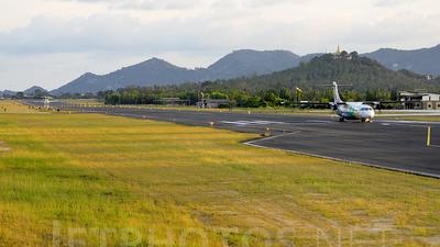 VTSM - Airport - Runway