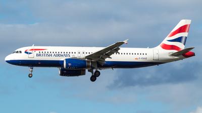 A picture of GEUUZ - Airbus A320232 - British Airways - © RJL