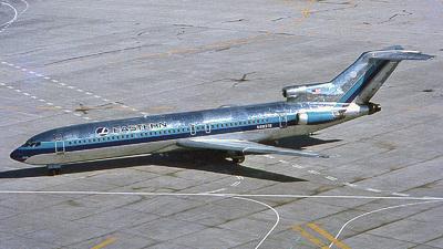 N8837E - Boeing 727-225 - Pan Am