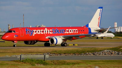VH-ZPM - Embraer 190-100IGW - Virgin Blue Airlines