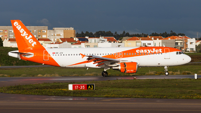 HB-JZX - Airbus A320-214 - easyJet Switzerland