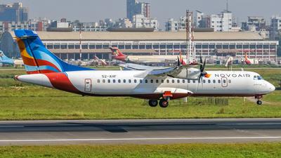 S2-AHF - ATR 72-212A(500) - Novo Air