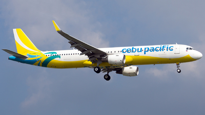 RP-C4115 - Airbus A321-211 - Cebu Pacific Air