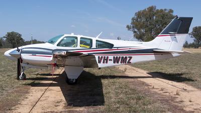 VH-WMZ - Beechcraft 95-B55 Baron - Private