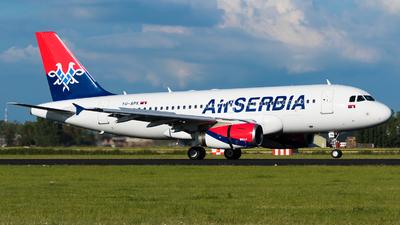 YU-APK - Airbus A319-132 - Air Serbia