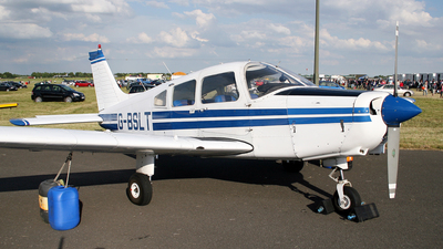 G-BSLT - Piper PA-28-161 Warrior II - Private