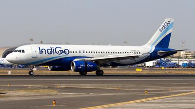 VT-IGS - Airbus A320-232 - IndiGo Airlines