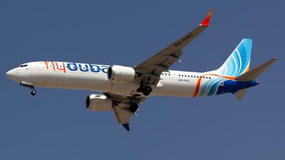 A6-FNC - Boeing 737-9 MAX - flydubai