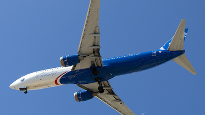 N570AS - Boeing 737-890 - Alaska Airlines