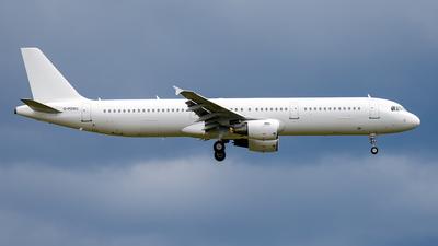 G-POWU - Airbus A321-211 - Titan Airways