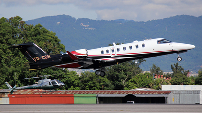 TG-CCH - Bombardier Learjet 75 - Private
