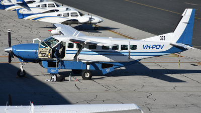 VH-POV - Cessna 208B Grand Caravan - Private