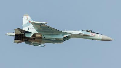 RF-81746 - Sukhoi Su-35S - Russia - Air Force