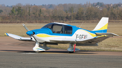 F-GFXL - Robin DR400/160 Chevalier - Private