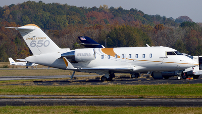 N650BA - Bombardier CL-600-2B16 Challenger 650 - Bombardier Aerospace