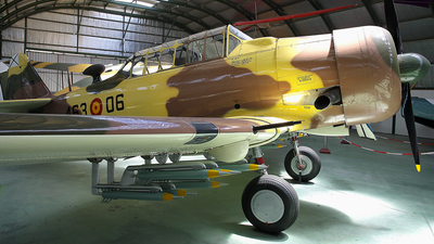 C.6-35 - North American AT-6C Texan - Spain - Air Force