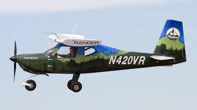 A picture of N420VR - Vashon Ranger R7 - [10139] - © Jeremy D. Dando