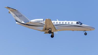 CS-DIY - Cessna 525B CitationJet 3 - Private