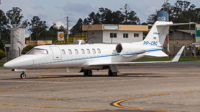 PP-CRC - Bombardier Learjet 40 - Private