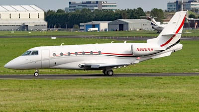 N680RW - Gulfstream G200 - Private