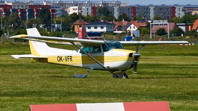 OK-VFR - Cessna 172N Skyhawk II - Letov Air Flight Services