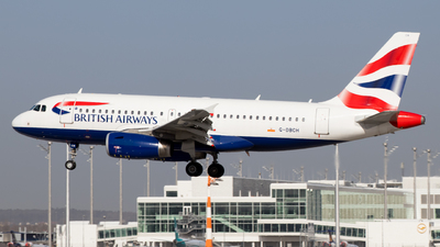 A picture of GDBCH - Airbus A319131 - British Airways - © TG Aviation Spotter