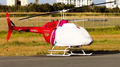 VH-WCJ - Bell 206B JetRanger III - Becker Helicopter Services